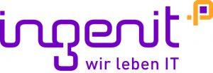 Logo ingenit - IT-Club Dortmund Mitglied und Stifter von IT-Stipendien