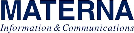 Logo Materna GmbH - IT-Club Dortmund Mitglied und Stifter von IT-Stipendien